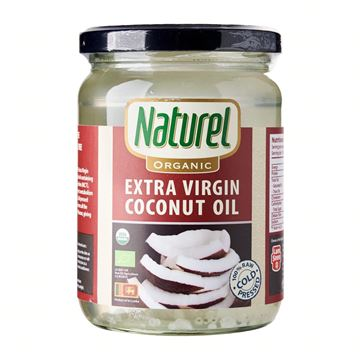 Picture of Naturel Extra Virgin Coconut Oil (Certified ORGANIC)