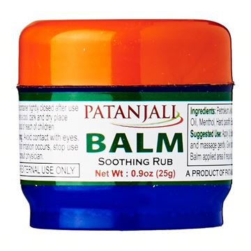 Picture of PATANJALI Balm