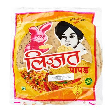Picture of LIJJAT Punjabi Masala Papad