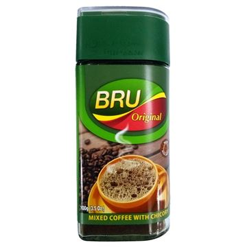 Picture of BRU Original Instant Coffee    Bottle