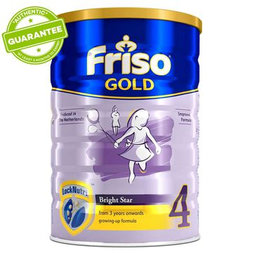 Picture of Friso Gold Bright Star Growing Up Milk Stage 4