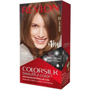 Picture of Revlon Colorsilk Beautiful Color Permanent Liquid Hair Color