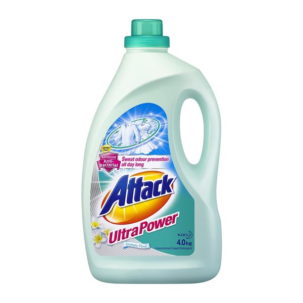 Picture of Attack Ultra Power Liquid Detergent