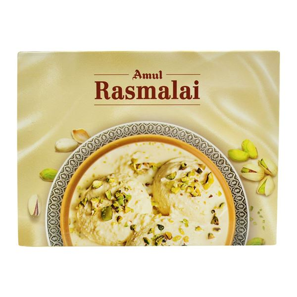 Picture of AMUL Rasmalai Sweets (Chilled)
