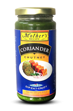 Picture of MOTHER'S RECEIPE Coriander Chutney