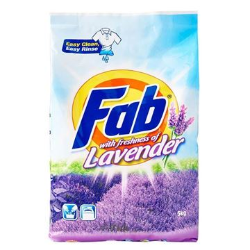 Picture of FAB Lavender  Powder Detergent