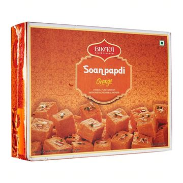 Picture of BIKAJI Soan Papdi - Orange
