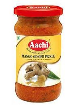 Picture of Aachi Mango Ginger Pickle