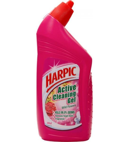 Picture of Harpic Active Cleaning Gel Wild Flower
