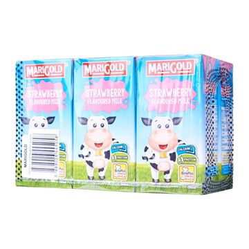 Picture of Marigold UHT Strawberry Milk
