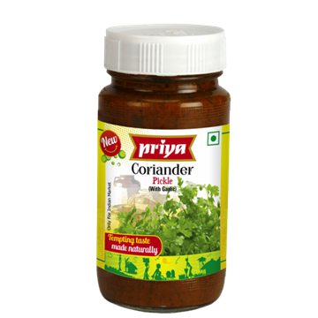 Picture of Priya Coriander Pickle