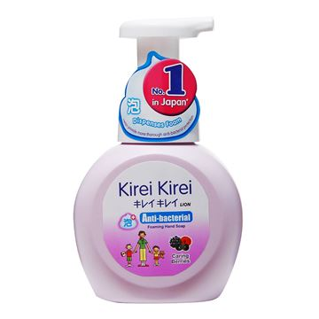 Picture of Kirei Kirei Anti  Bacterial Foaming Hand Soap