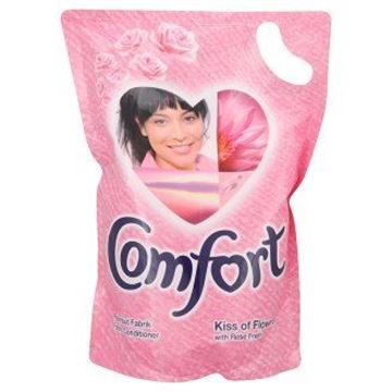 Picture of Comfort Fabric Conditioner Kiss Of Flower (Rose) Refill