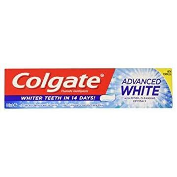 Picture of Colgate Advanced White Toothpaste Whiter Teeth In 14 Days