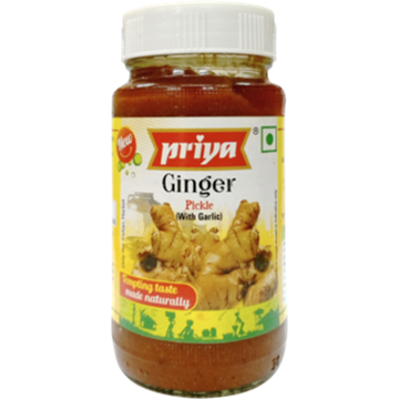 Picture of Priya Ginger Pickle