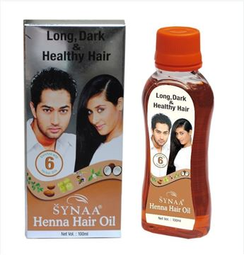 Picture of Synaa Henna Hair Oil