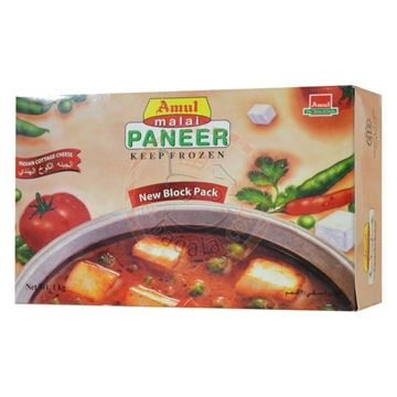 Picture of AMUL Malai Paneer BLOCK  (Chilled)