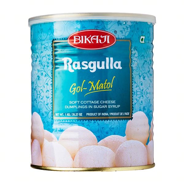 Picture of BIKAJI Rasgulla