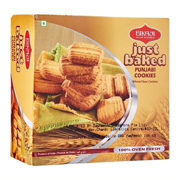 Picture of BIKAJI Punjabi Cookies