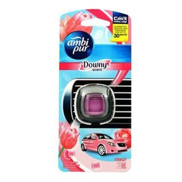 Picture of Ambi Pur Car Mini Clip Downy Scent