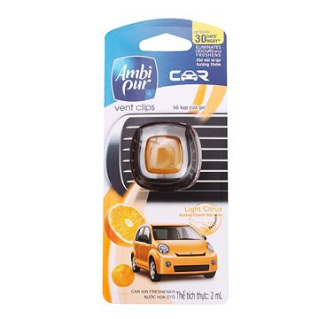 Picture of Ambi Pur Car Mini Clip Light Citrus