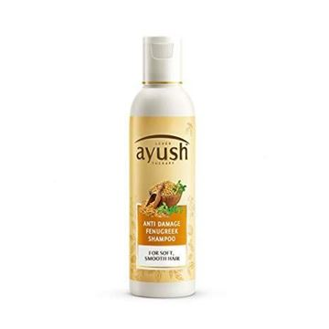 Picture of Ayush Anti Damage Fenugreek Shampoo