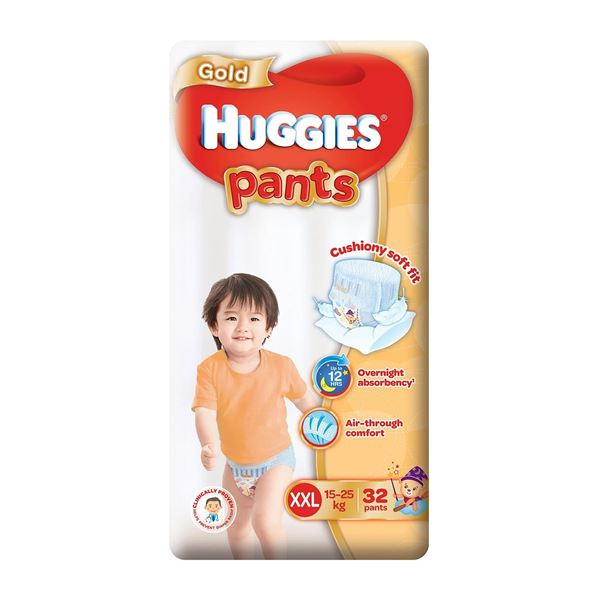 Picture of Huggies Gold Unisex Pants Diapers XXL