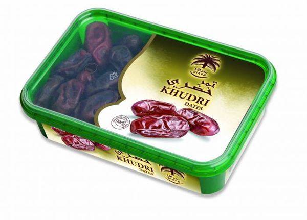 Picture of SIAFA Khudri Premium Saudi Dates (Black Brown Skin & Seeded)