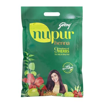 Picture of Godrej Nupur 100% Natural Henna