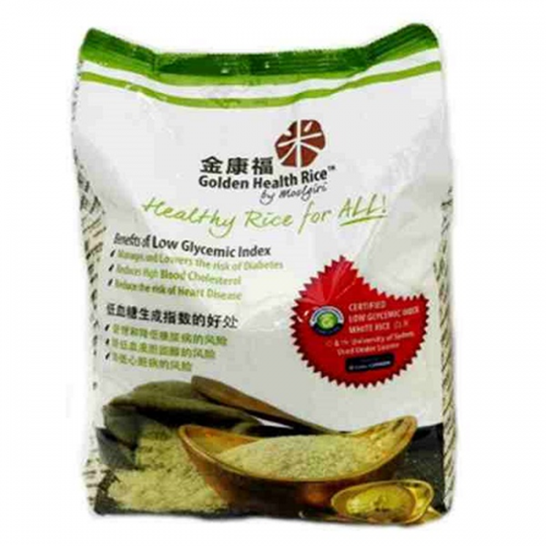 Picture of Golden Health Rice