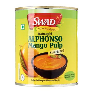 Picture of Swad Alphonso Mango Pulp