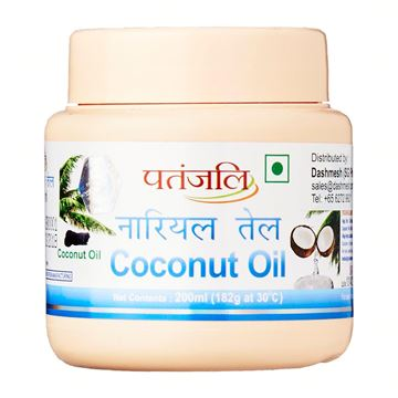 Picture of Patanjali Coconut Oil (Jar)
