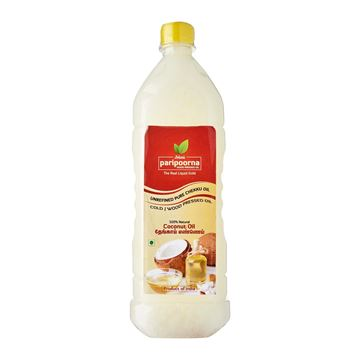 Picture of Paripoorna Pure Natural Chekku Wood/Cold Pressed Coconut Oil