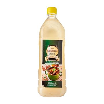 Picture of Sampoorna Pure Metal Pressed Coconut Oil