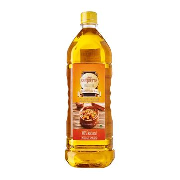 Picture of Sampoorna Pure Metal Pressed Sesame/Gingelly Oil