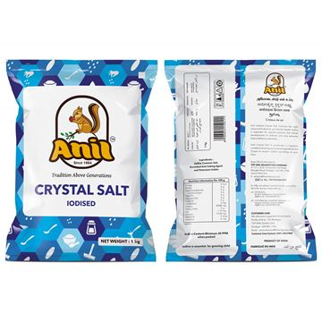 Picture of Anil Crystal Salt
