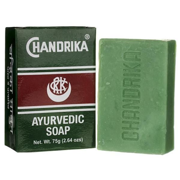 Picture of Chandrika Ayurvedic Natural Soap