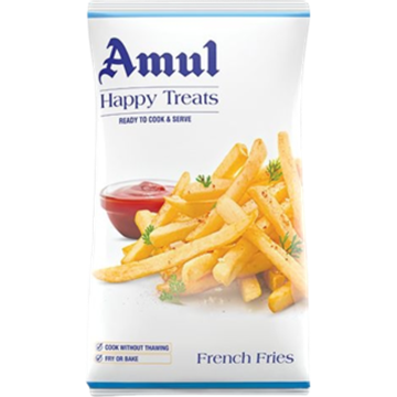 Picture of AMUL Happy Treats French Fries (Chilled)