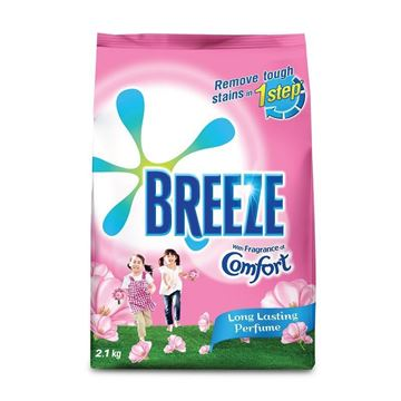 Picture of BREEZE Fragrance Of Comfort Powder Detergent