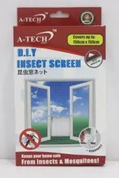 Picture of A    Tech D.I.Y Insect Screen   Keeps Your Home From Mosquitoes