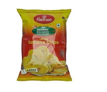 Picture of Haldiram's Yellow Banana Chips