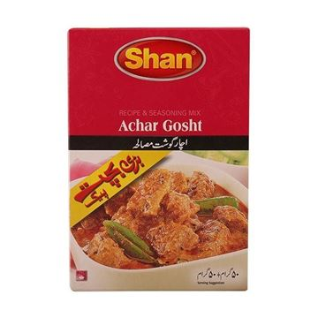 Picture of SHAN Achar Gosht Curry Mix