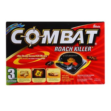 Picture of Combat Roach Killer Bait Station