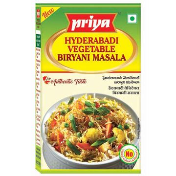 Picture of PRIYA Hyderabadi Vegetable Briyani Masala