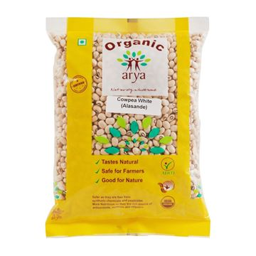 Picture of ARYA FARM Black Eye Bean Cowpea (Certified ORGANIC)