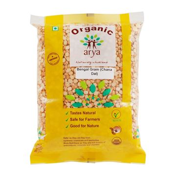 Picture of ARYA FARM Channa Dal (Certified ORGANIC)