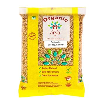 Picture of ARYA FARM Coriander Seeds (Certified ORGANIC)