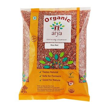 Picture of ARYA FARM Red Rice (Certified ORGANIC)