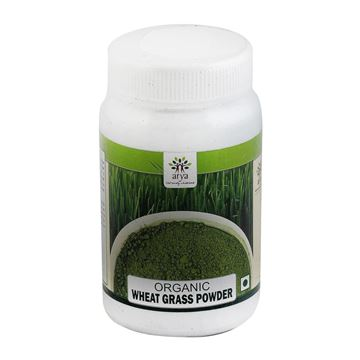 Picture of ARYA FARM Wheat Grass Powder (Certified ORGANIC)