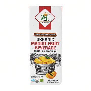 Picture of 24 MANTRA  Mango Juice (Certified ORGANIC)